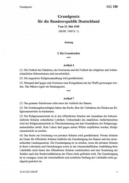180 Grundgesetz