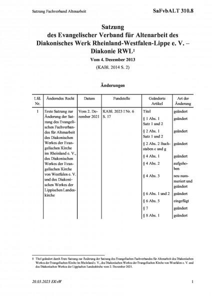 310.8 Satzung Fachverband Altenarbeit